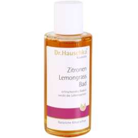 Dr. Hauschka Shower And Bath koupel z citrónu a citronové trávy  100 ml