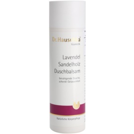 Dr. Hauschka Shower And Bath Shower Balm With Lavender And Sandalwood  200 ml