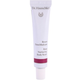 Dr. Hauschka Shower And Bath balzam za prhanje iz vrtnice  10 ml