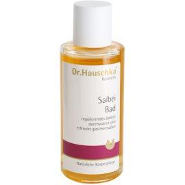 Dr. Hauschka Shower And Bath aditivo de salvia de banho  100 ml
