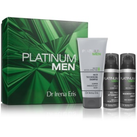 Dr Irena Eris Platinum Men Aftershave Repair Kosmetik-Set  II.