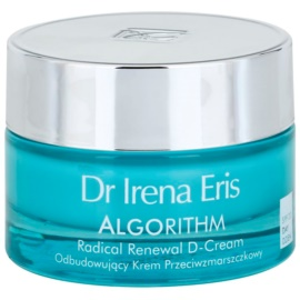 Dr Irena Eris AlgoRithm 40+ erneuernde Creme gegen Falten SPF 20  50 ml