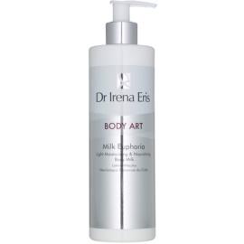 Dr Irena Eris Body Art Milk Euphoria lehké hydratační a vyživující tělové mléko  400 ml