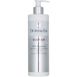 Dr Irena Eris Body Art Milk Euphoria cremă ușor hidratantă și loțiune de corp hrănitoare  400 ml