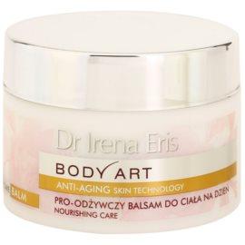 Dr Irena Eris Body Art Anti-Aging Skin Technology vyživujúci balzám proti starnutiu pokožky  200 ml