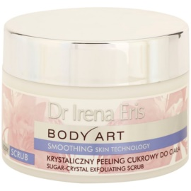 Dr Irena Eris Body Art Smoothing Skin Technology cukrowy  peeling do ciała  220 g