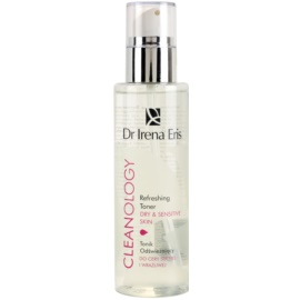 Dr Irena Eris Cleanology Refreshing Toner For Sensitive Dry Skin  200 ml