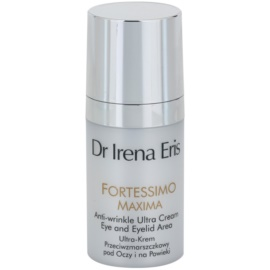 Dr Irena Eris Fortessimo Maxima 55+ crema anti-rid zona ochilor (For Eye and Eyelid Area) 15 ml