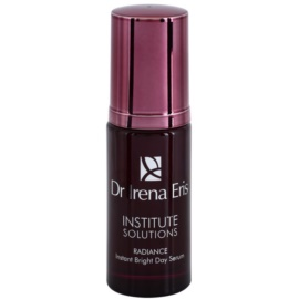 Dr Irena Eris Institute Solutions Radiance Brightening Anti-Wrinkle Serum for Pigment Spots Correction  30 ml