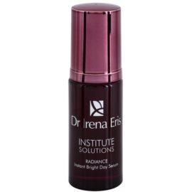 Dr Irena Eris Institute Solutions Radiance sérum antiarrugas iluminador contra problemas de pigmentación  30 ml