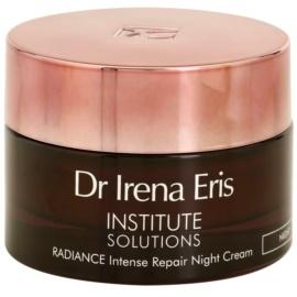 Dr Irena Eris Institute Solutions Radiance noční regenerační krém pro rozjasnění pleti  50 ml