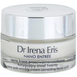 Dr Irena Eris Nano Entrée 50+ Anti-Faltencreme mit festigender Wirkung  50 ml