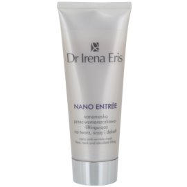 Dr Irena Eris Nano Entrée 50+ lifting maska proti gubam za obraz, vrat in dekolte  75 ml