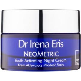 Dr Irena Eris Neometric crème de nuit rajeunissante  50 ml