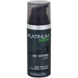 Dr Irena Eris Platinum Men Age Control krema proti prvim znakom staranja kože SPF 15  50 ml