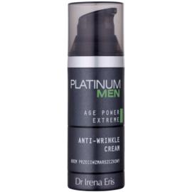 Dr Irena Eris Platinum Men Age Control Firming Cream For Mature Skin  50 ml