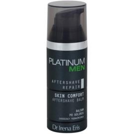 Dr Irena Eris Platinum Men Aftershave Repair balzam za po britju za pomiritev kože  50 ml
