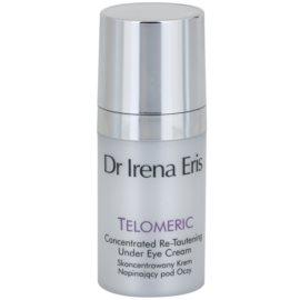 Dr Irena Eris Telomeric 60+ straffende Creme für den Augenbereich SPF 20  15 ml