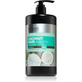Dr. Santé Coconut kókuszolajat tartalmazó sampon száraz és törékeny hajra  1000 ml