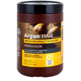 Dr. Santé Argan крем-маска для пошкодженого волосся  1000 мл