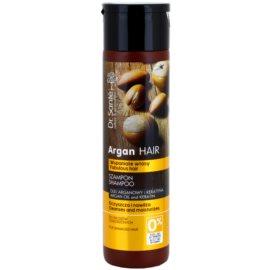 Dr. Santé Argan shampoo idratante per capelli rovinati  250 ml