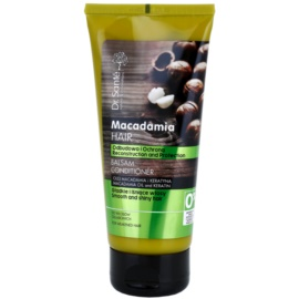 Dr. Santé Macadamia condicionador para cabelo enfraquecido  200 ml