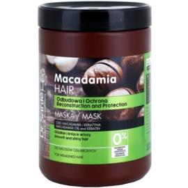 Dr. Santé Macadamia krémová maska pre oslabené vlasy  1000 ml