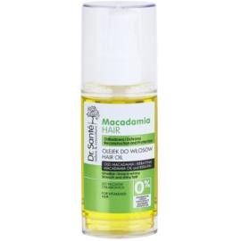 Dr. Santé Macadamia ulei pentru par deteriorat  50 ml