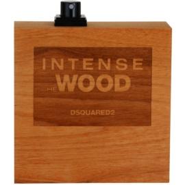 Dsquared2 He Wood Intense toaletní voda tester pro muže 100 ml