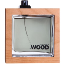 Dsquared2 He Wood toaletná voda tester pre mužov 100 ml