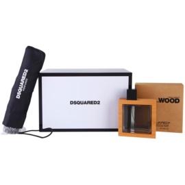 Dsquared2 He Wood Geschenkset III. Eau de Toilette 100 ml + Regenschirm