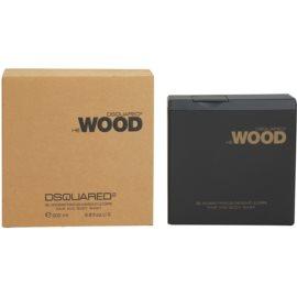 Dsquared2 He Wood gel de duche para homens 200 ml