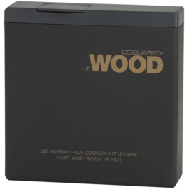Dsquared2 He Wood gel za tuširanje za muškarce 200 ml