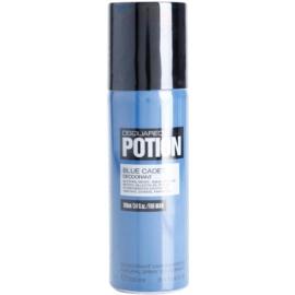 Dsquared2 Potion Blue Cadet deospray pro muže 100 ml