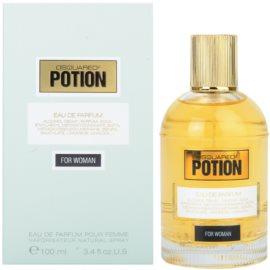 Dsquared2 Potion Eau de Parfum para mulheres 100 ml