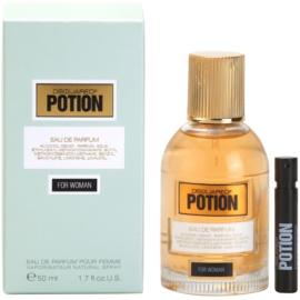 Dsquared2 Potion Eau de Parfum para mulheres 50 ml