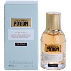 Dsquared2 Potion Eau de Parfum para mulheres 30 ml