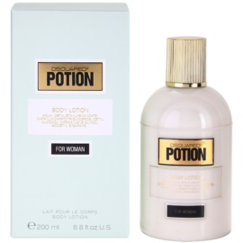 Dsquared2 Potion Körperlotion für Damen 200 ml