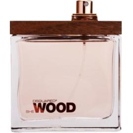 Dsquared2 She Wood Parfumovaná voda tester pre ženy 100 ml