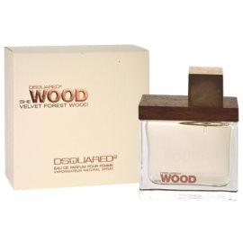 Dsquared2 She Wood Velvet Forest Wood Eau de Parfum for Women 30 ml