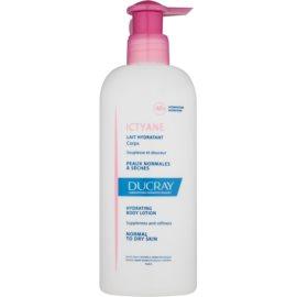 Ducray Ictyane lotiune de corp hidratanta pentru piele normala si uscata  400 ml
