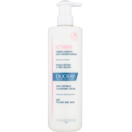 Ducray Ictyane Cleansing Cream For Dry To Very Dry Skin  400 ml