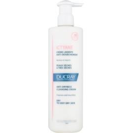 Ducray Ictyane Reinigungscreme für trockene und sehr trockene Haut  400 ml