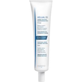 Ducray Kelual DS успокояващ крем за раздразнена и мазна кожа със силно лющене  40 мл.