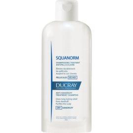 Ducray Squanorm šampon proti suchým lupům  200 ml