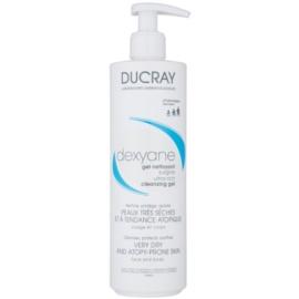 Ducray Dexyane gel za umivanje obraza in tela za suho do atopično kožo  400 ml