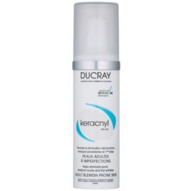 Ducray Keracnyl Cream Serum For Skin With Imperfections  30 ml