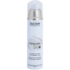 Ducray Melascreen noční výživný krém proti pigmentovýn skvrnám a vráskám  50 ml
