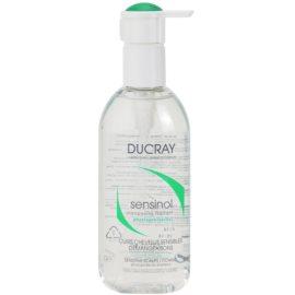 Ducray Sensinol fizjologiczny szampon ochronny i łagodzący z dozownikiem  200 ml