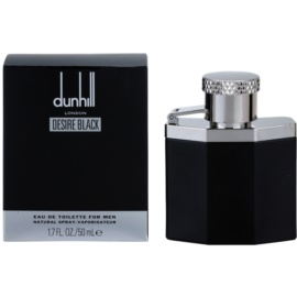 Dunhill Desire Black Eau de Toilette for Men 50 ml